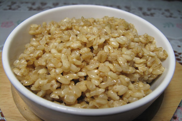 Gạo nếp ngâm lá Hoành Bồ
