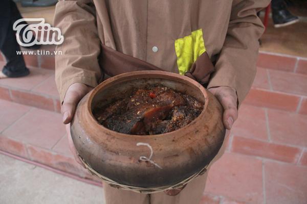 Cá kho Bá Kiến là món ăn truyền thống lâu đời của người dân làng Vũ Đại